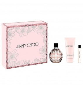 JIMMY CHOO COFFRET 3 pz