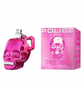 TO BE SWEET GIRL edp vaporisateur 75 ml