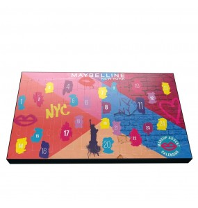 MAYBELLINE ADVENT CALENDAR 24 pz