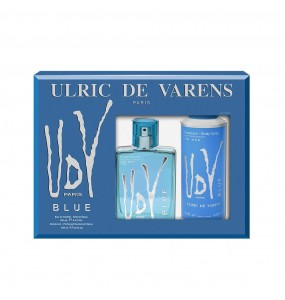 UDV BLUE FOR MEN COFFRET 2 pz