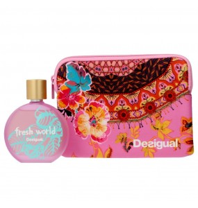 FRESH WORLD COFFRET 2 pz
