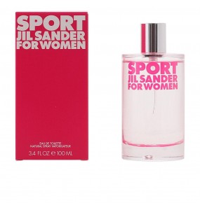 JIL SANDER SPORT FOR WOMEN edt vaporisateur 100 ml