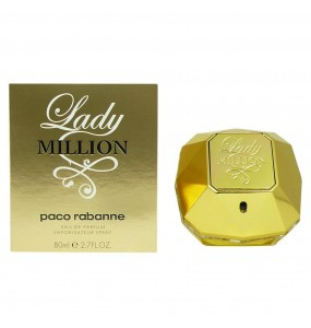 LADY MILLION edp vaporisateur 80 ml