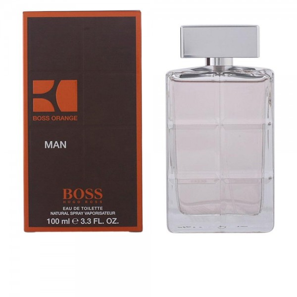 BOSS ORANGE MAN edt vaporisateur 100 ml