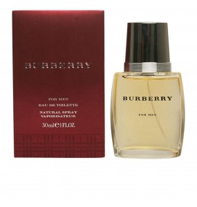 BURBERRY FOR MEN edt vaporisateur 30 ml