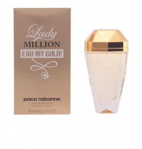 LADY MILLION EAU MY GOLD edt vaporisateur 80 ml