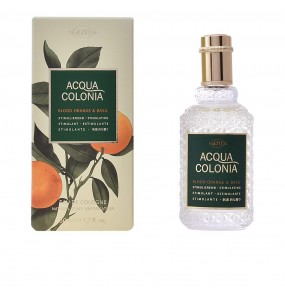 ACQUA eau de cologne BLOOD ORANGE BASIL edc vaporisateur 50 ml