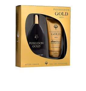 POSEIDON GOLD FOR MEN COFFRET 2 pz