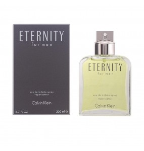ETERNITY FOR MEN edt vaporisateur 200 ml