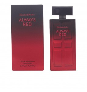 ALWAYS RED edt vaporisateur 100 ml