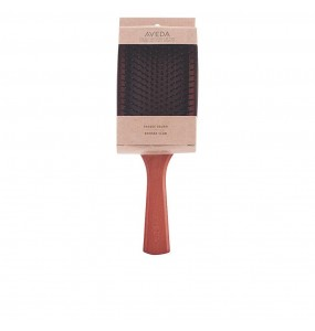 BRUSH wooden hair paddle brush 1 pz