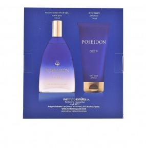 POSEIDON DEEP MEN COFFRET 2 pz
