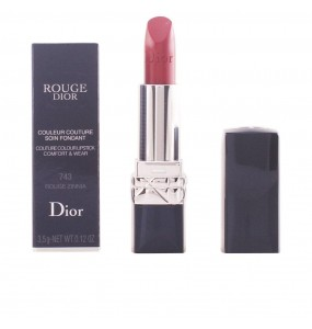 ROUGE DIOR lipstick 743 rouge zinnia 35 gr