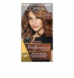 PREFERENCE MECHAS SUBLIMES 004 brown to light blonde