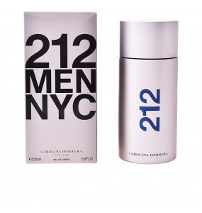 212 NYC MEN edt vaporisateur 200 ml