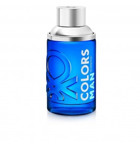 COLORS BLUE MAN edt vaporisateur 100 ml