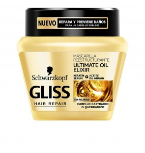 GLISS ULTIMATE OIL ELIXIR masque 300 ml