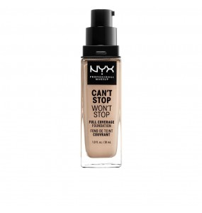 CAN T STOP WON T STOP full coverage foundation alabaster