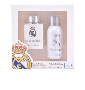 REAL MADRID COFFRET 2 pz