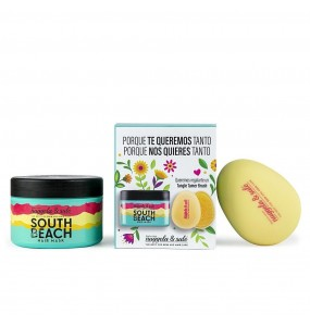 BODY SCRUB active cleansing...