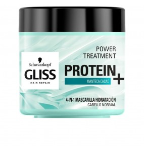 GLISS PROTEIN masque hidratacion cabello normal 400 ml